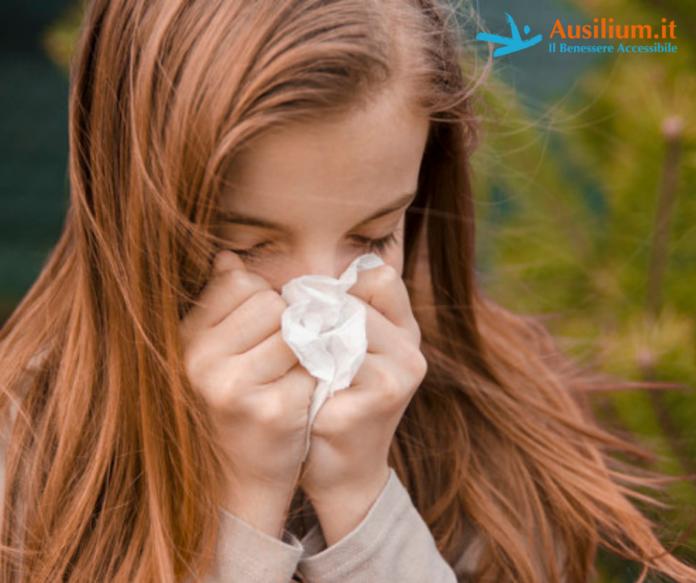 Fioriture e allergie ai pollini