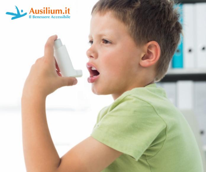 Riconoscere l'asma nei bambini