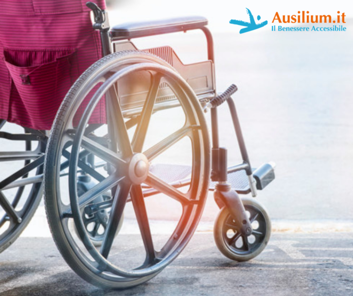 Sedia a rotelle ad autospinta o da transito? Leggerezza e confort sempre
