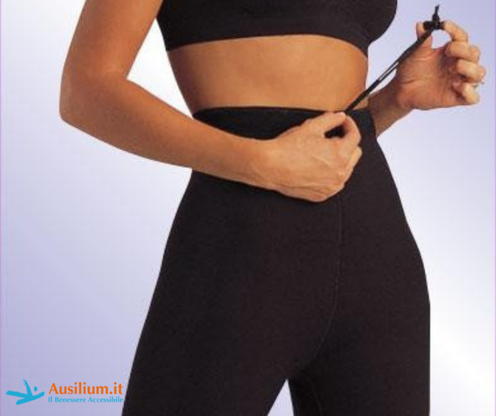 Come funzionano pantaloncini e guaine snellenti