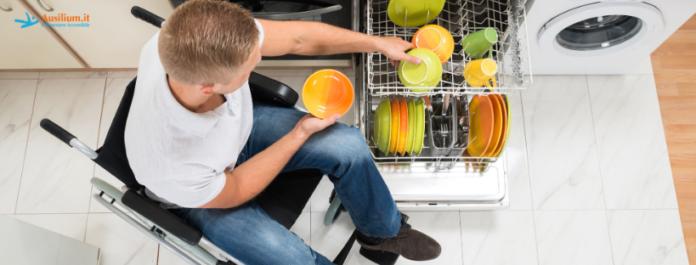 Ausili da cucina per disabili: comodità e autonomia.